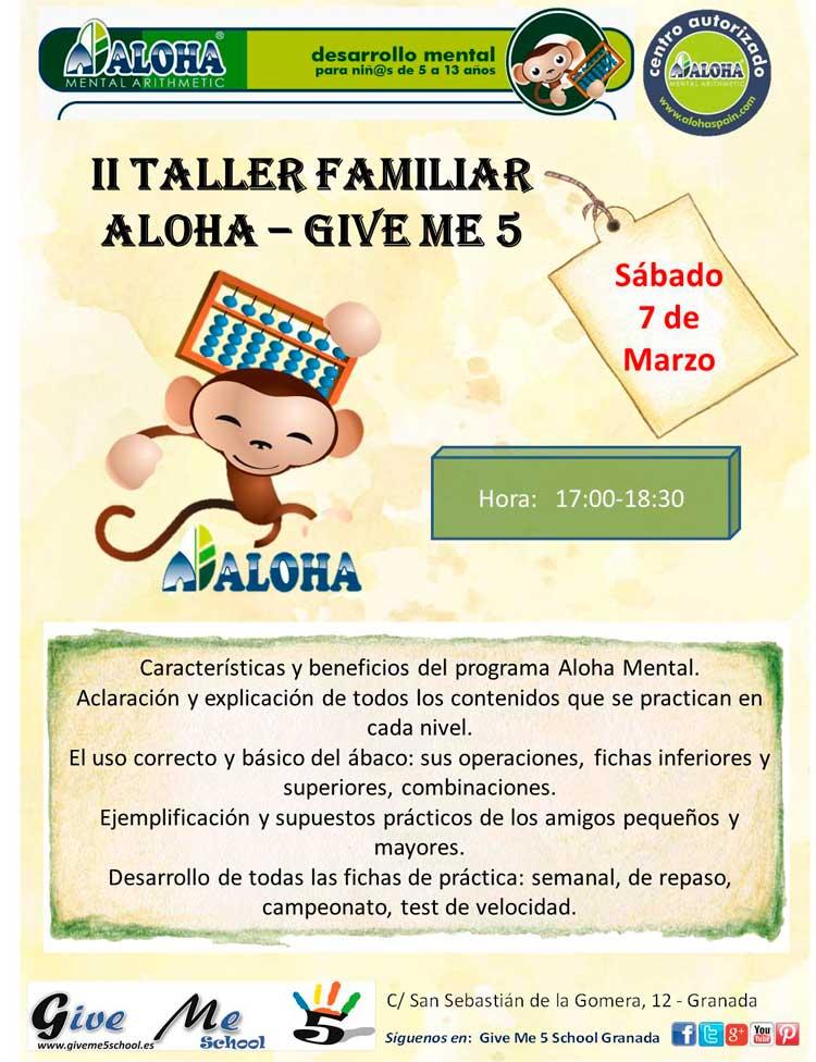 II-Taller-Aloha