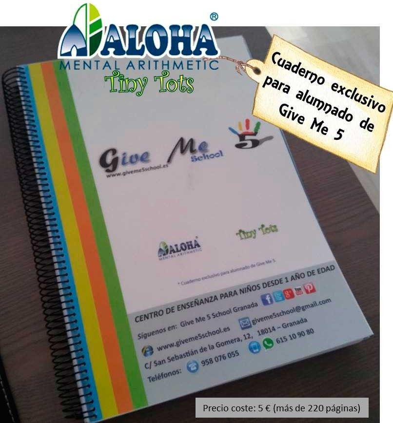 Cuaderno-Aloha