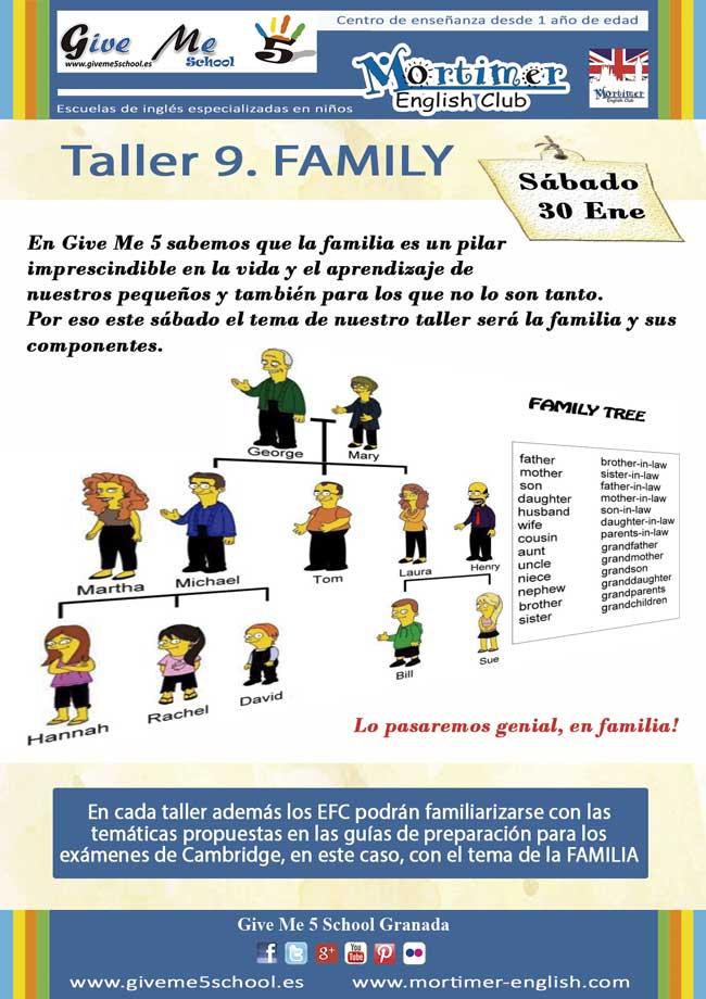 Taller 9 Family