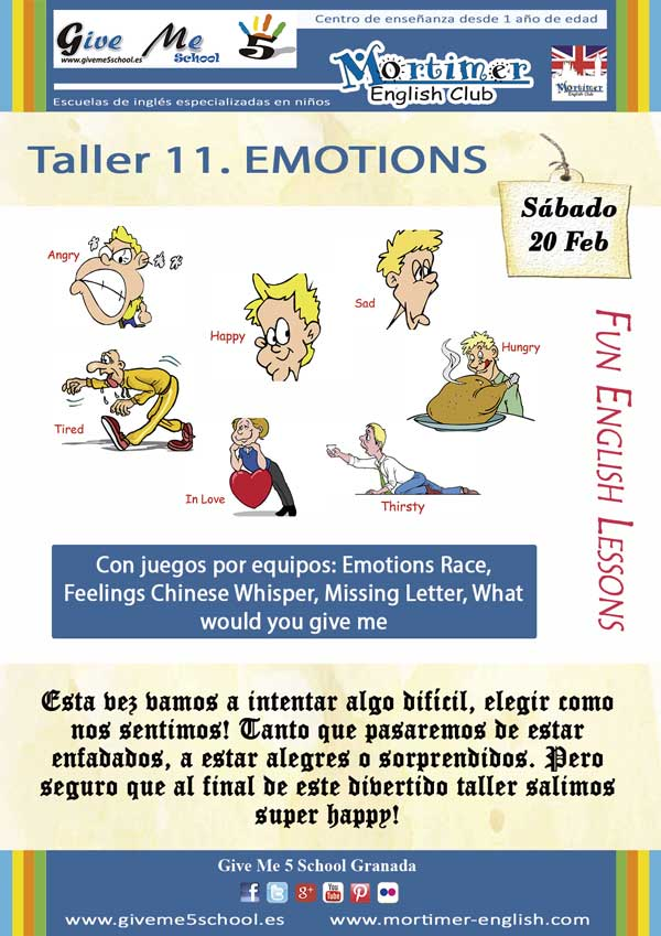 Taller-11. Emotions