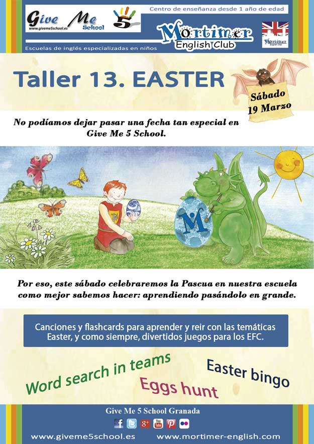 Taller-13. Easter. Semana Santa