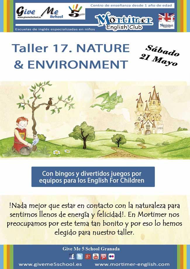 Taller 17. Nature