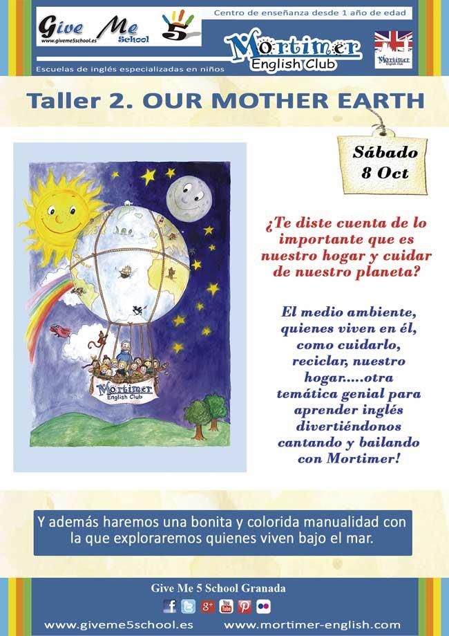 Taller 2. EARTH