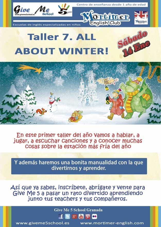 Taller 7. winter