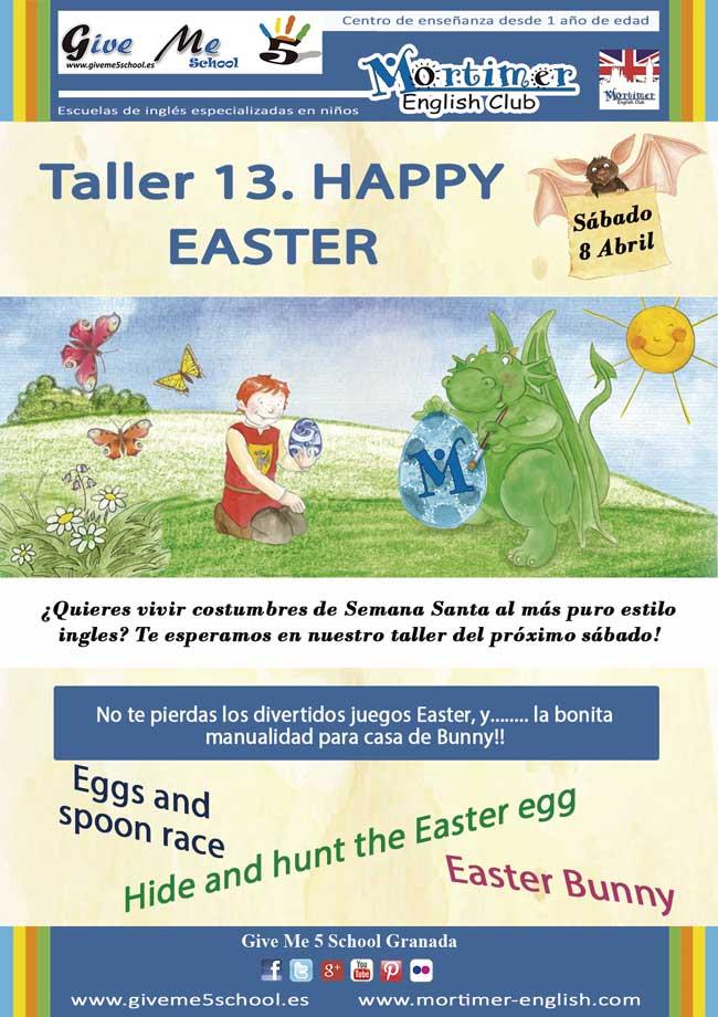 Taller 13. Easter (Semana Santa)