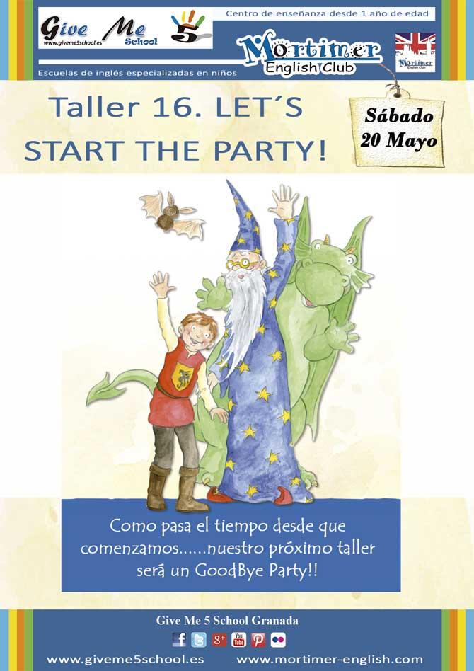 Taller-16. Party