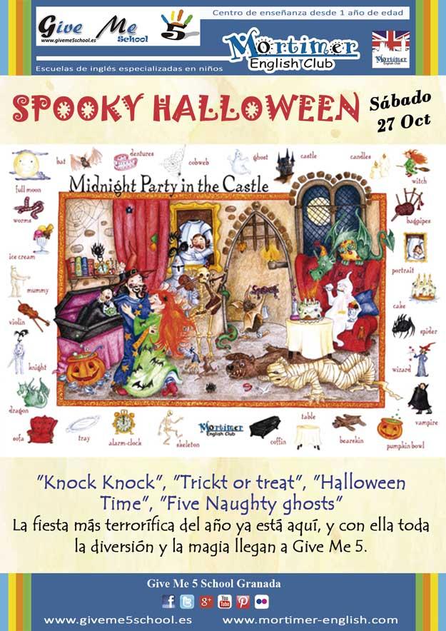 Taller-3. Spooky Halloween (27 Oct)
