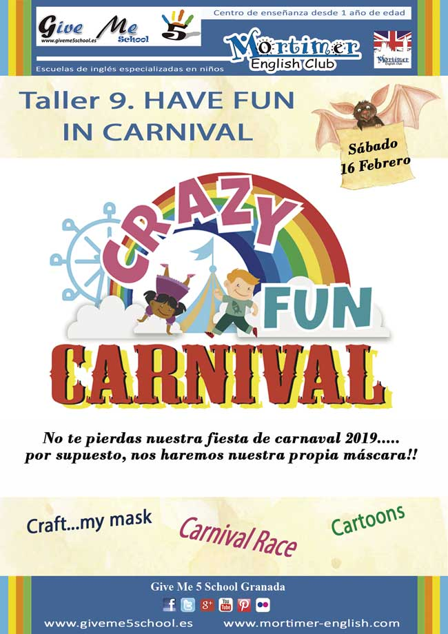 Taller-9. Have Fun in Carnival