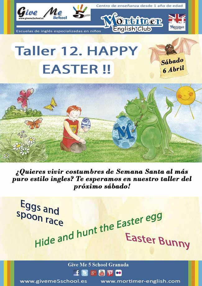 Taller 12. Easter