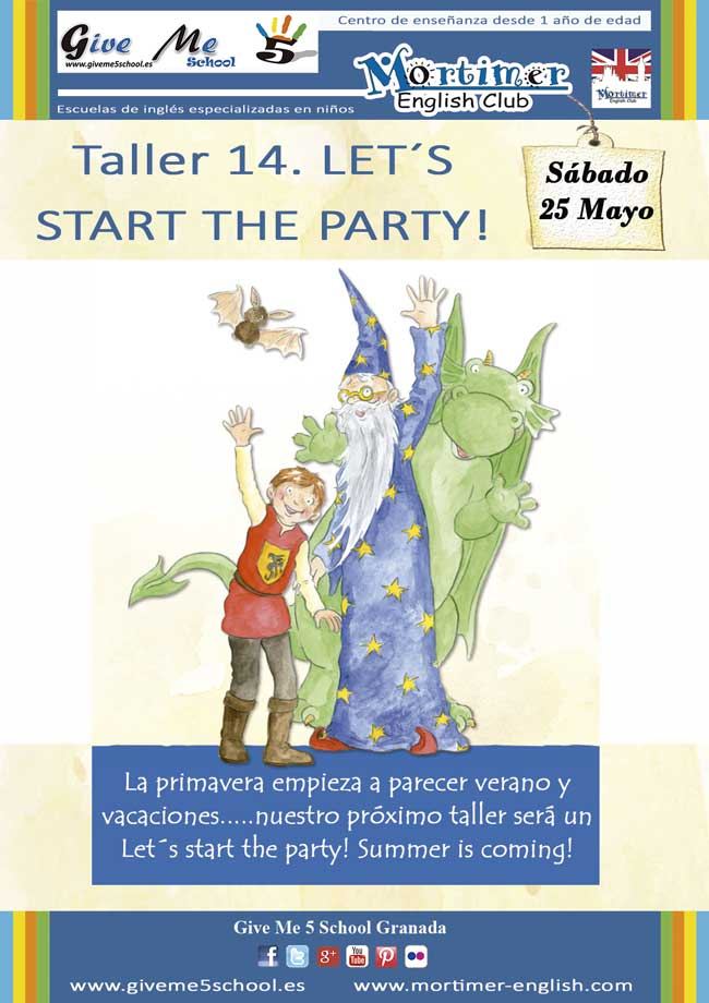 Taller-14.-Lets-Start-the-Party